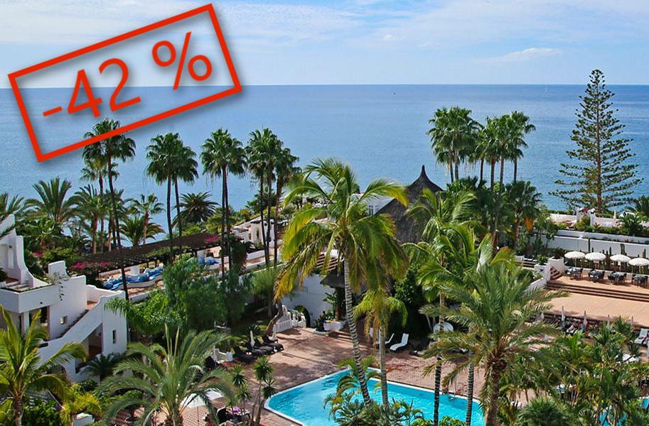 Îles Canaries | Hotel Jardin Tropical★★★★
