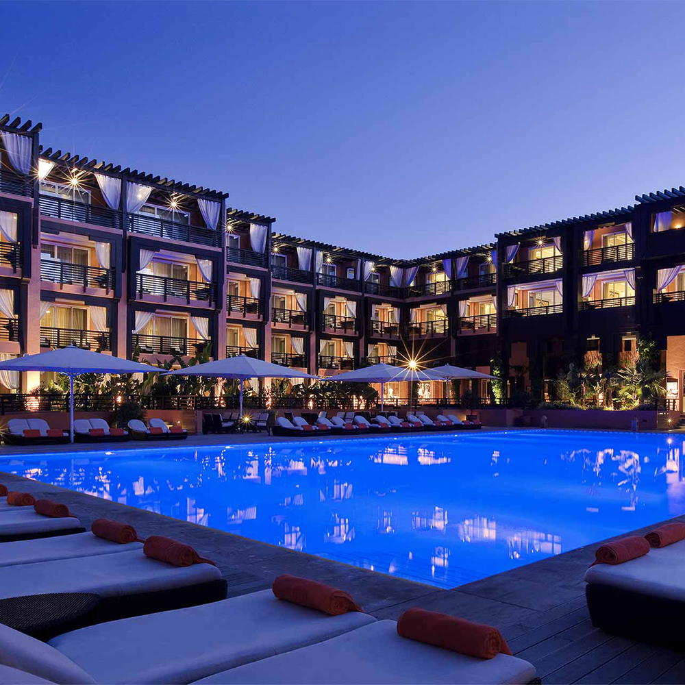Hôtel et Ryads Naoura Barrière Marrakech★★★★★