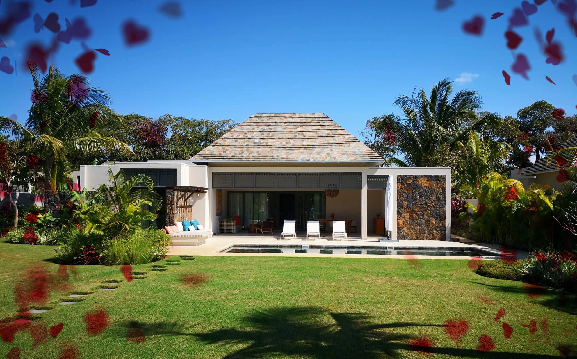 Villa Pearl   Île Maurice
