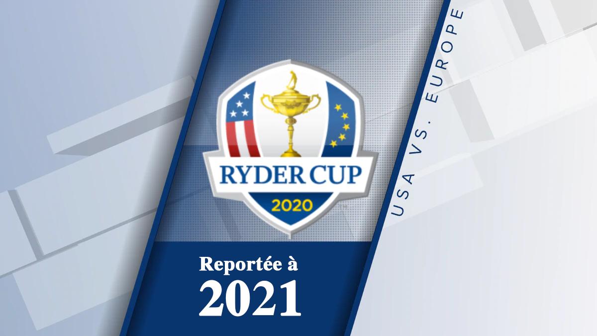 Ryder Cup Du 22 au 28 septembre 2021