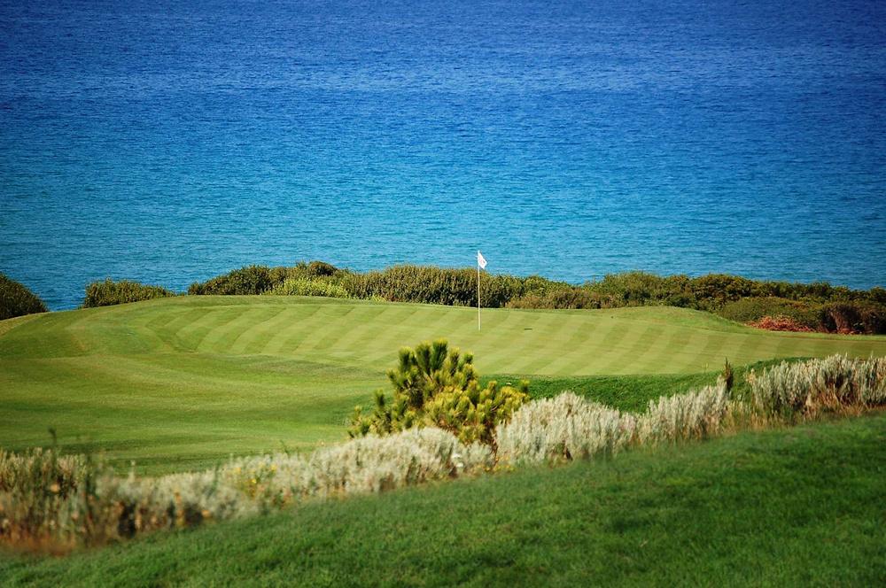 Concilier mer et golf ? C'est possible...