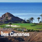 Golfez dans les Îles Canaries