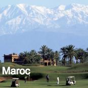 Golfez au Maroc
